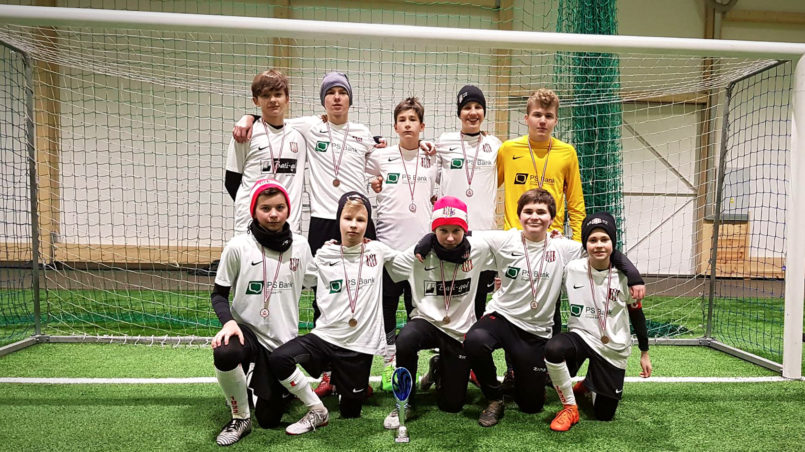Turniej piłkarski Jedność CUP 2005 Gmina Piaseczno