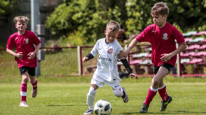 nabory piłkarskie Jedność